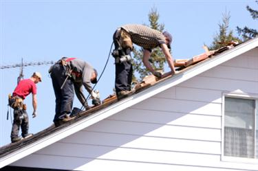 Roof Installation By Foster S Roofing Enterprises Inc